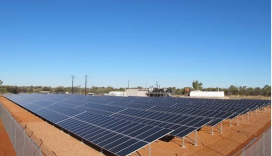 NAIF backs 10MW solar and battery plant in Northern Territory